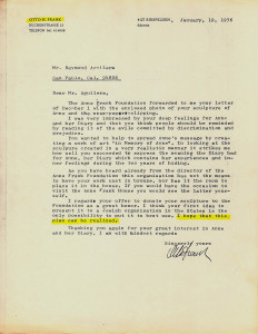 Otto H Frank letter_edited-1